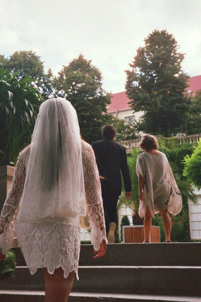 Braut - (Hochzeit Idil & Sebastian) - La Crema Patisserie Foodblog Backblog