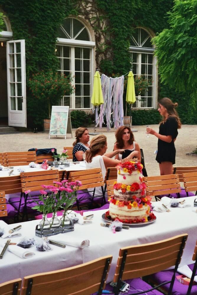 Location - (Hochzeit Idil & Sebastian) - La Crema Patisserie Foodblog Backblog