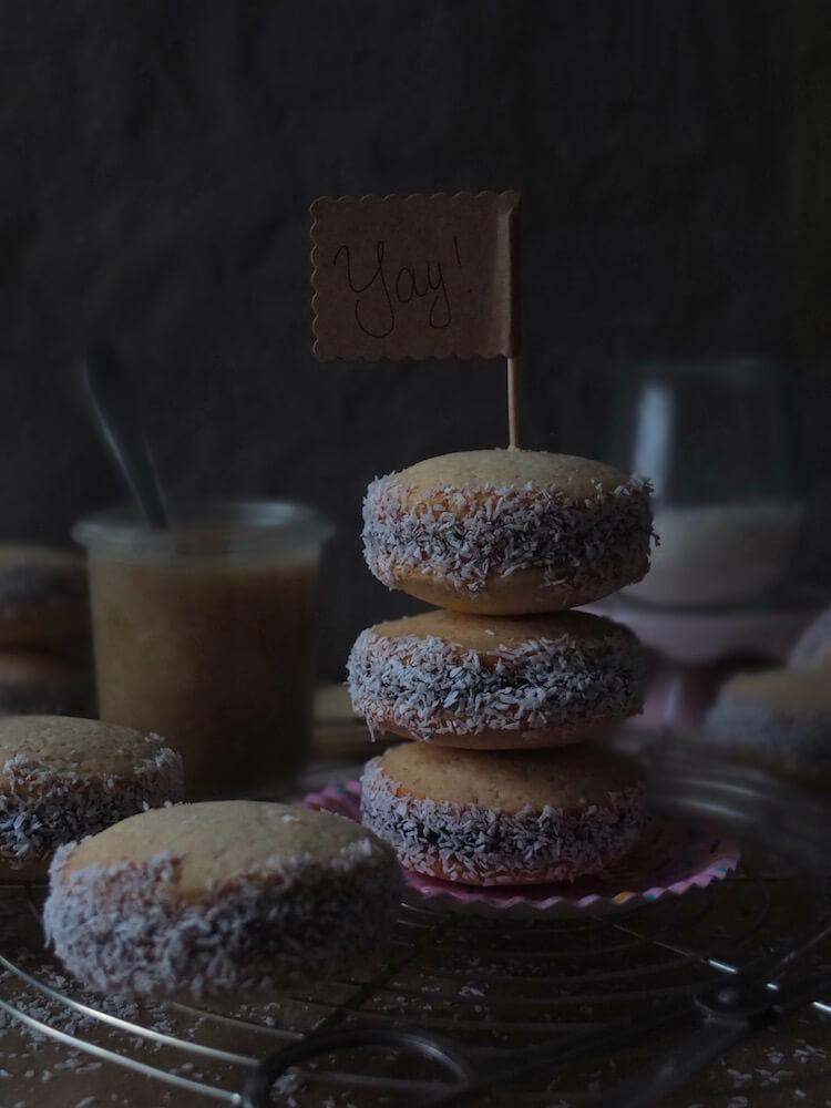 Alfajores | Plätzchen aus Südamerika - La Crema Patisserie Food- und Backblog