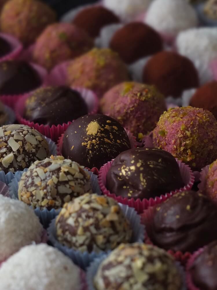Paleo Pralinen | La Crema Patisserie Food- und Backblog