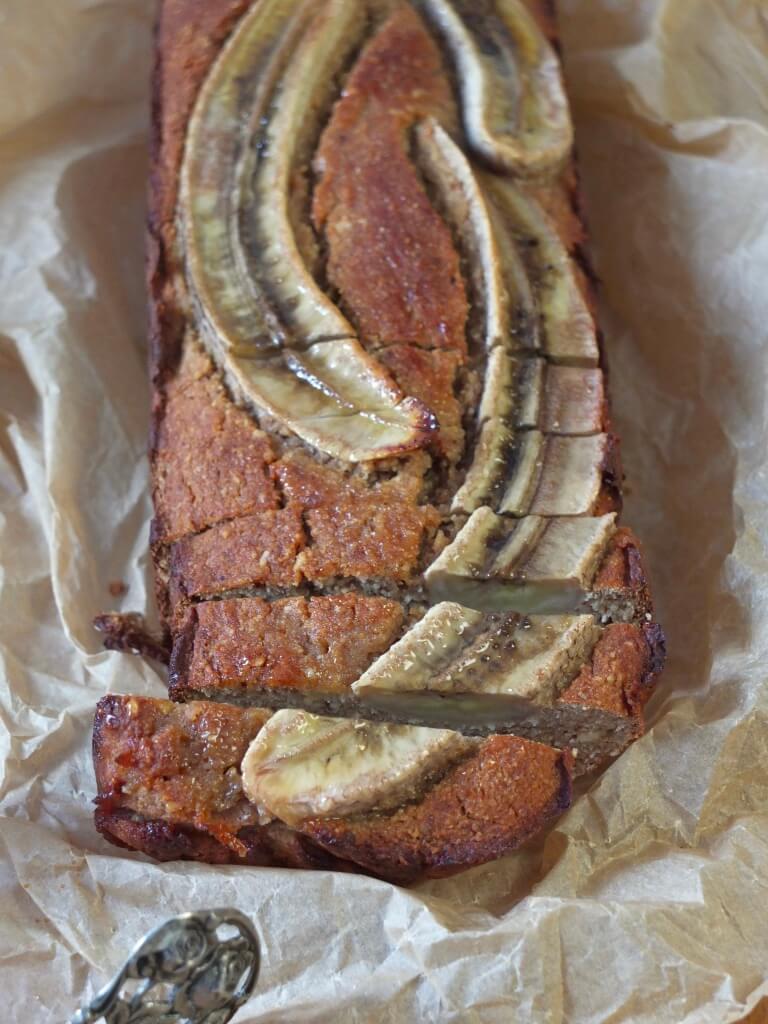 Bananenbrot Rezept | zuckerfrei, glutenfrei & low carb