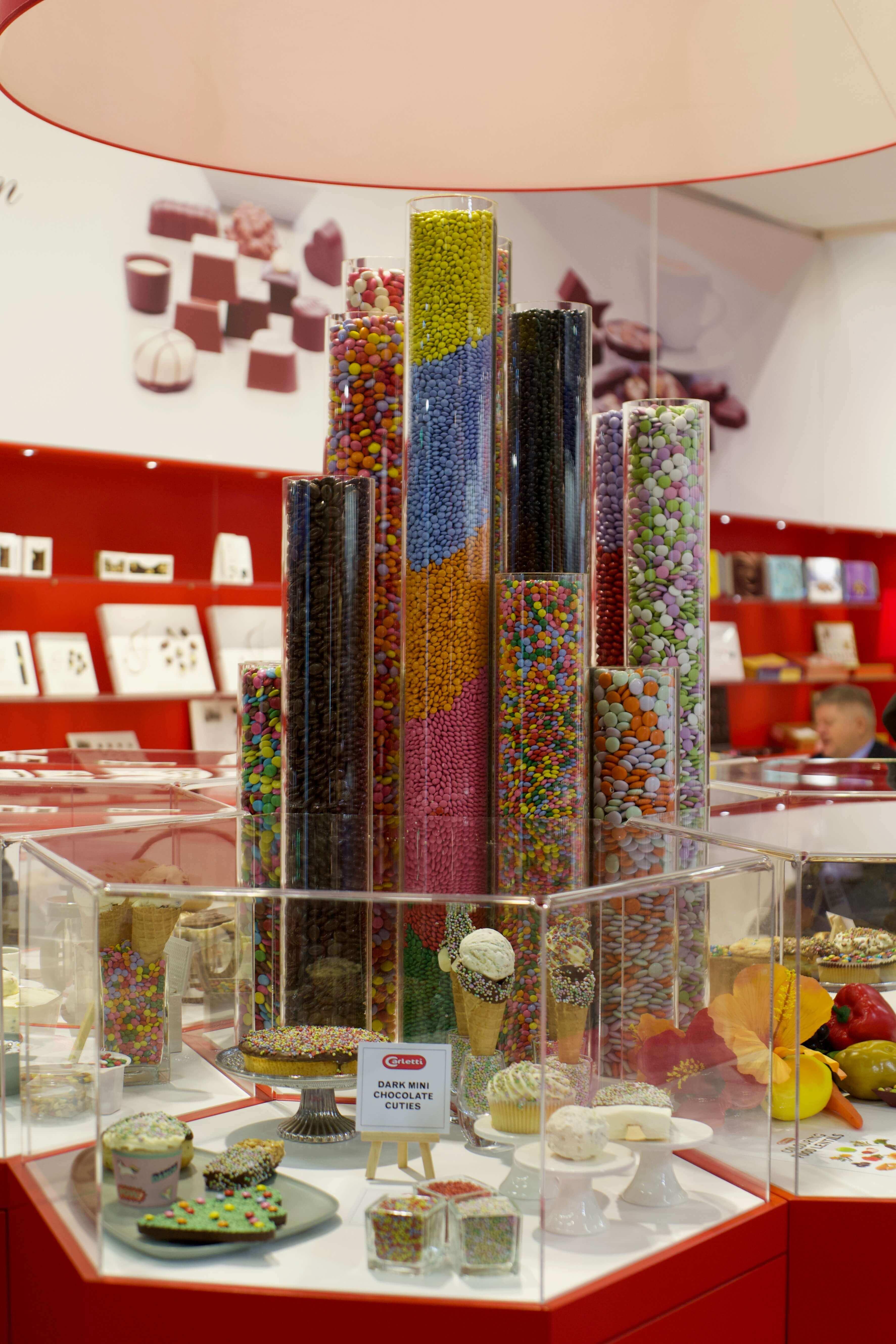 Ein Tag auf der Süßwarenmesse ISM 2018 in Köln: süße Trends und zuckerfreie Zuckerwaren | Bericht