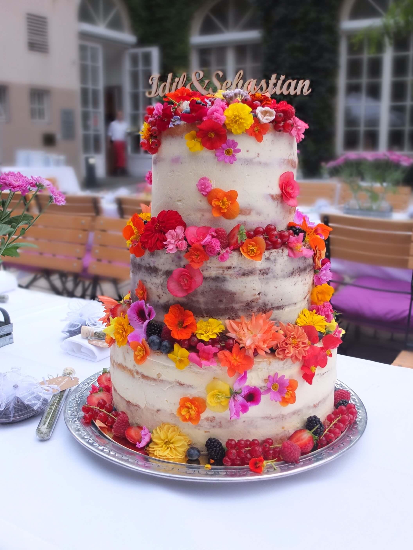 Hochzeitstorte Selber Machen So Geht S 5 Schritte Zum Selbst