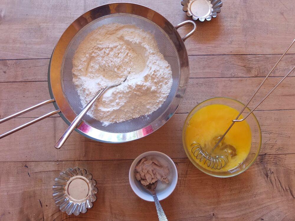 Zubereitung Brioches - La Crema Patisserie Foodblog Backblog