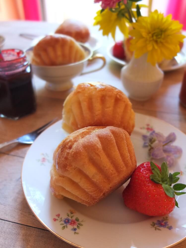 Brioches - La Crema Patisserie Foodblog Backblog