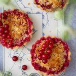 Johannisbeer-Kokos-Tartelettes | Rezept