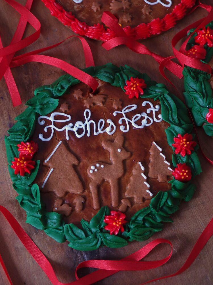 Weihnachtliche Lebkuchen Anhänger   La Crema Patisserie Food- und Backblog
