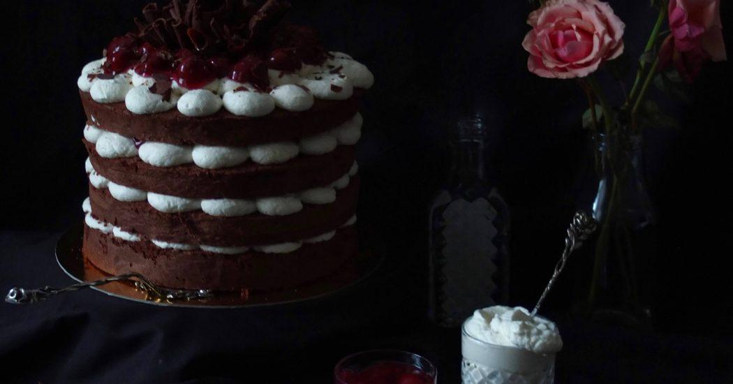 Schwarzwälder Kirschtorte | La Crema Patisserie Food- und Backblog