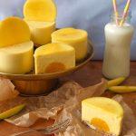 Gesunde Mango-Kokos-Törtchen | Raw, vegan & paleo