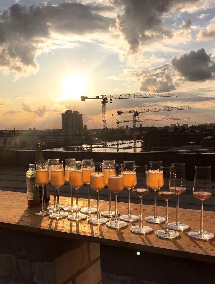 Süß & Salzig in Berlin | Unser erster Secret Supper Club & mein neues Projekt