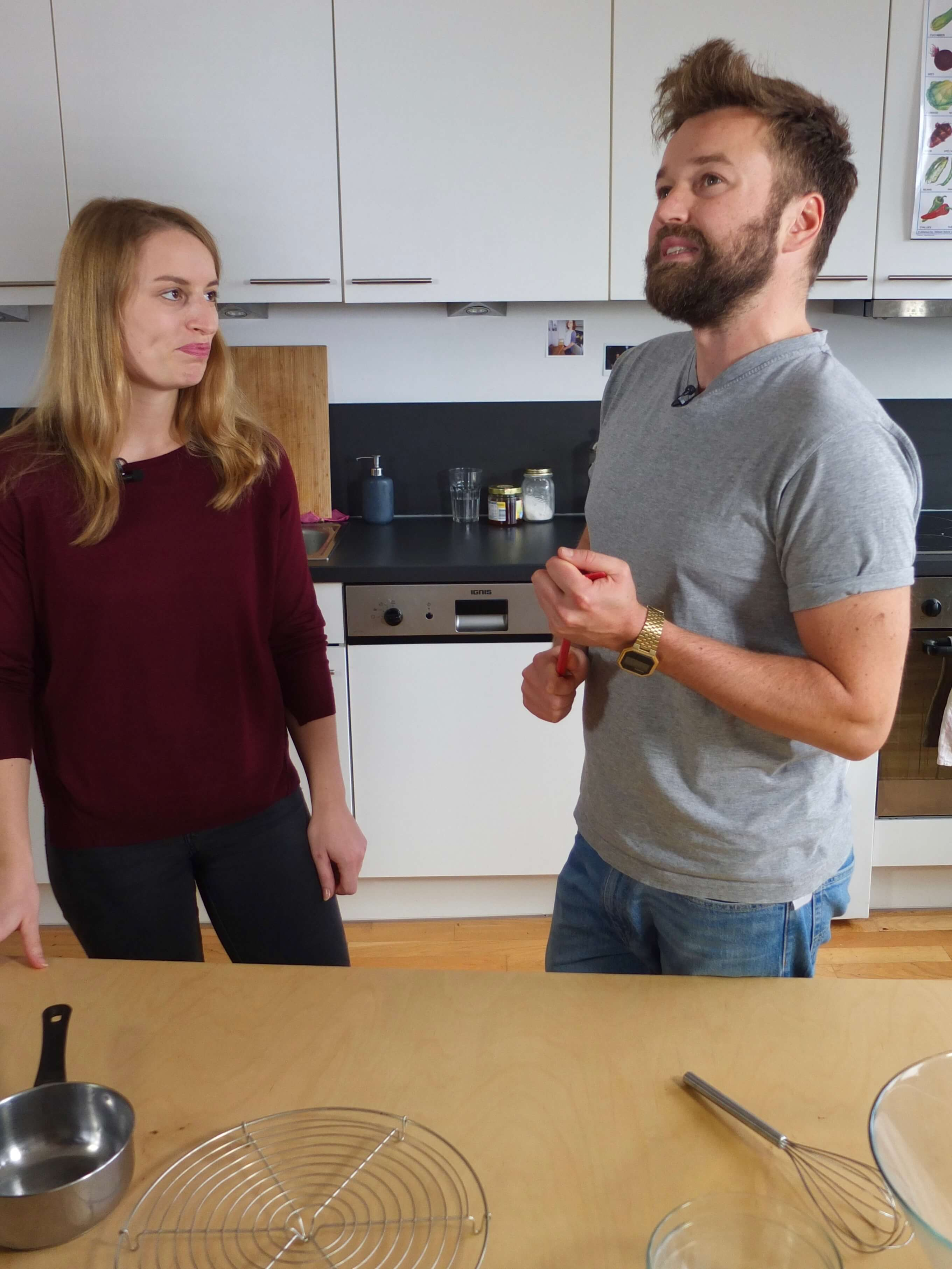 Die 5 schnellsten Plätzchen Rezepte der Welt   Dreh mit Galileo