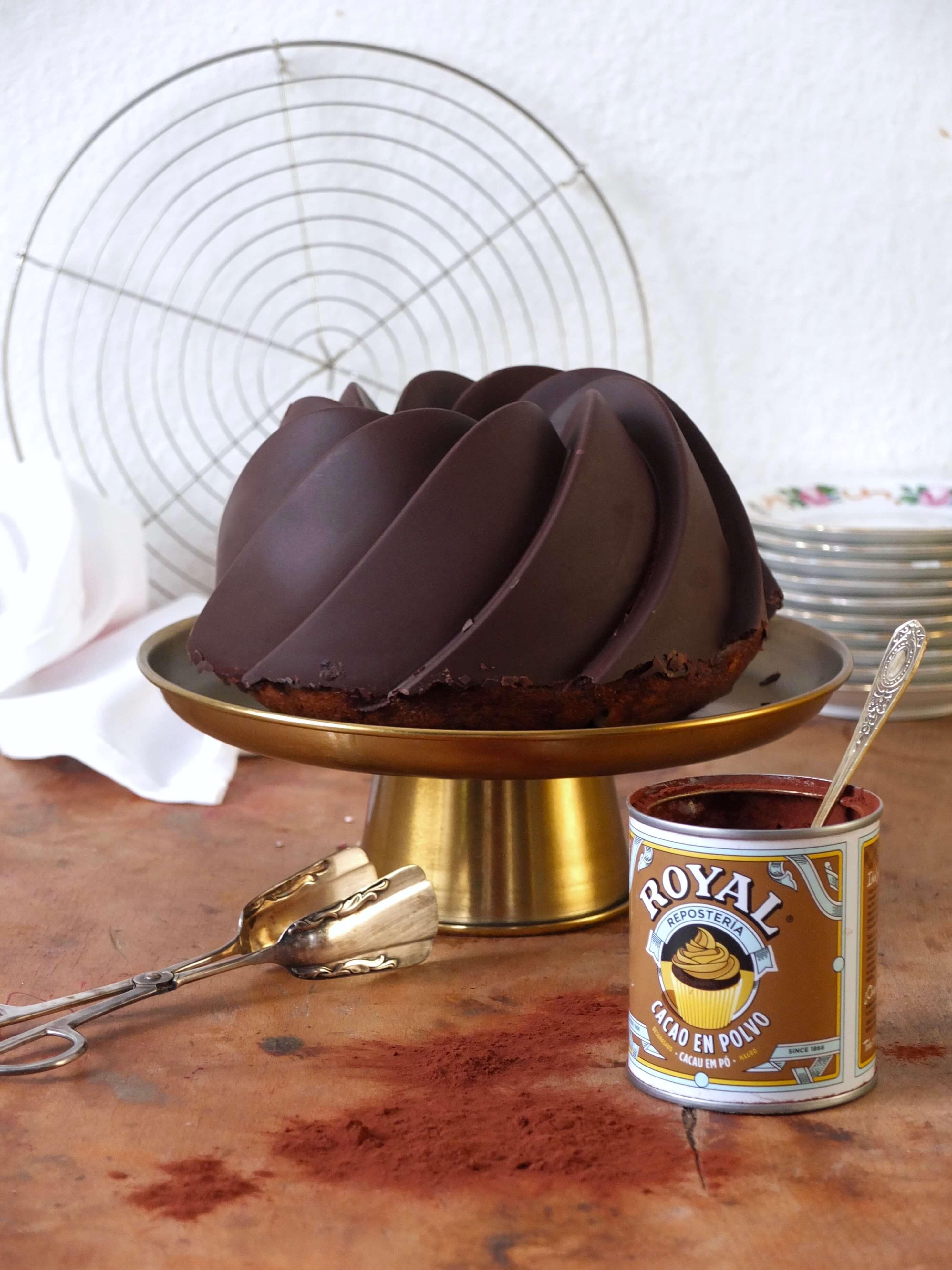 Marmorkuchen | Rezept für einen klassischen Gugelhupf