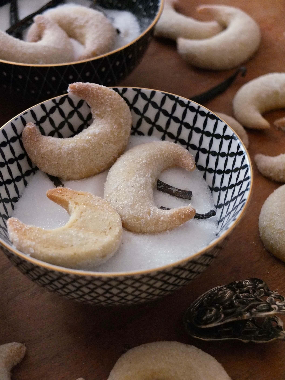Vanillekipferl | Ein Klassiker auf dem Plätzchenteller | Rezept