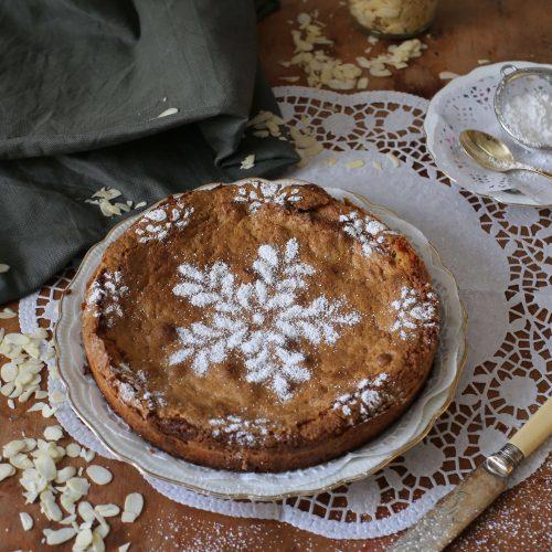 Torta di Mandorle | Rezept für eine italienische Mandeltarte