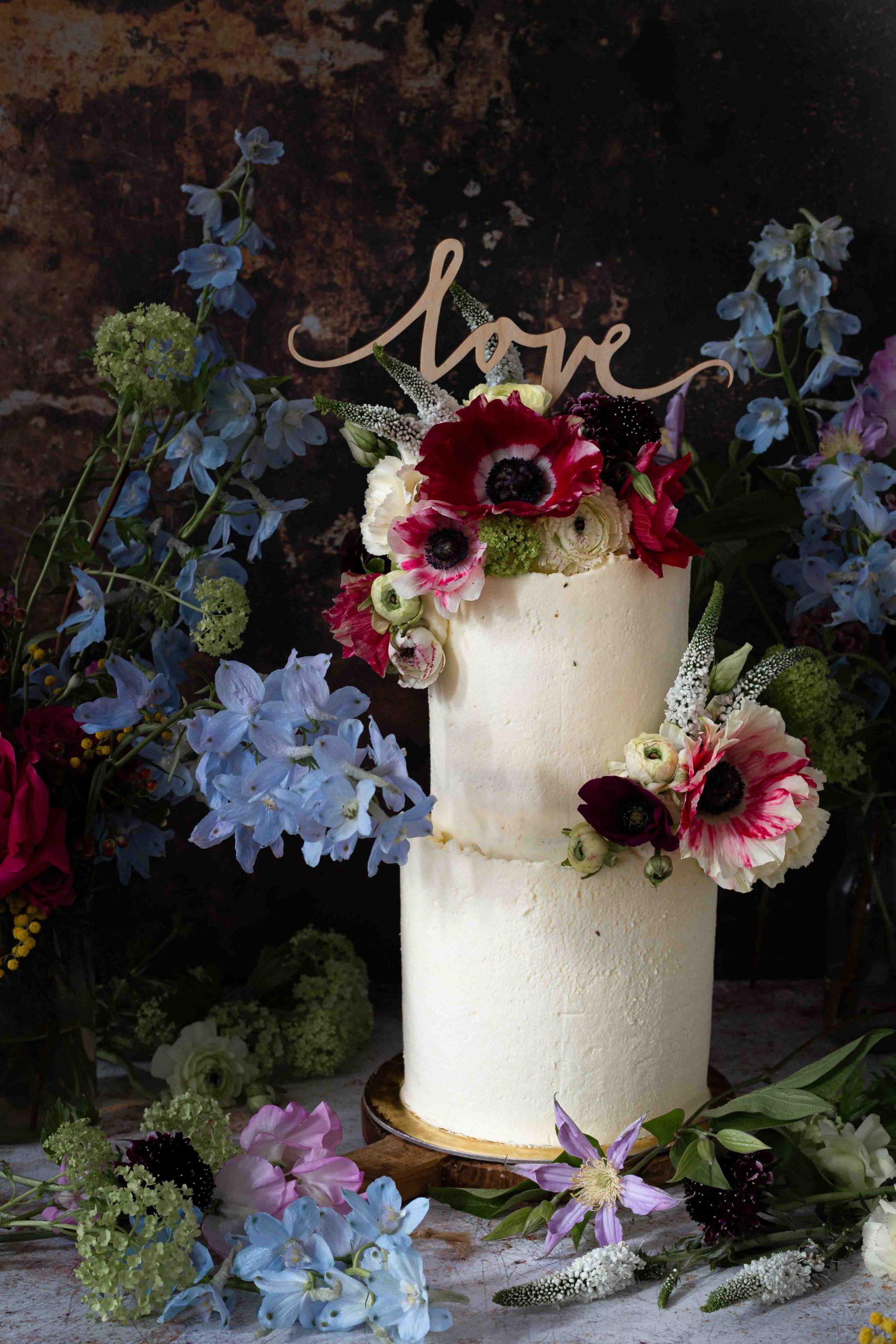 Hochzeitstorte selber machen – so geht's! | 5 Schritte zum selbst gebackenen Tortentraum
