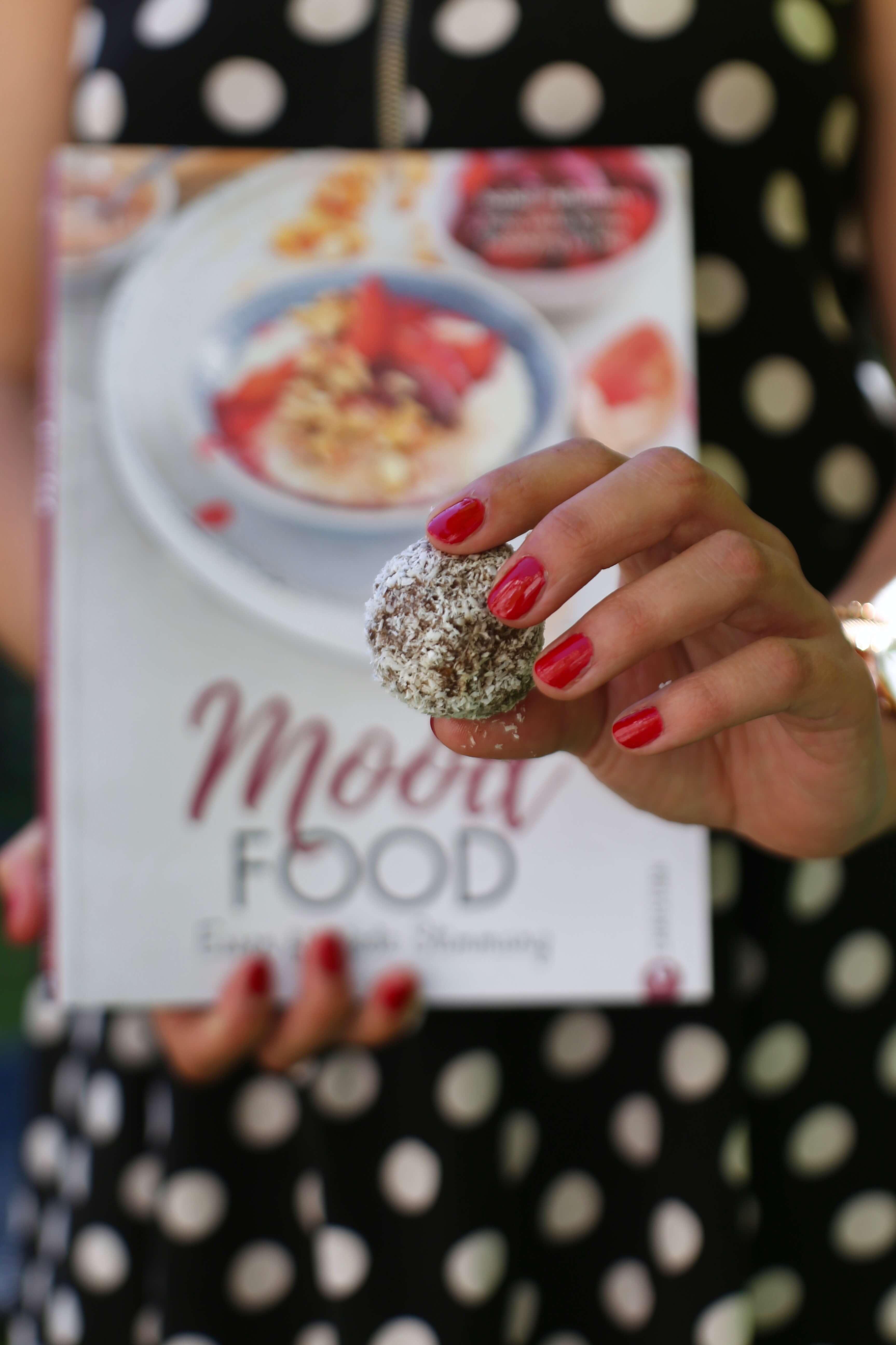 Mood Food: Rezept für gesunde Energy Balls & Gewinnspiel