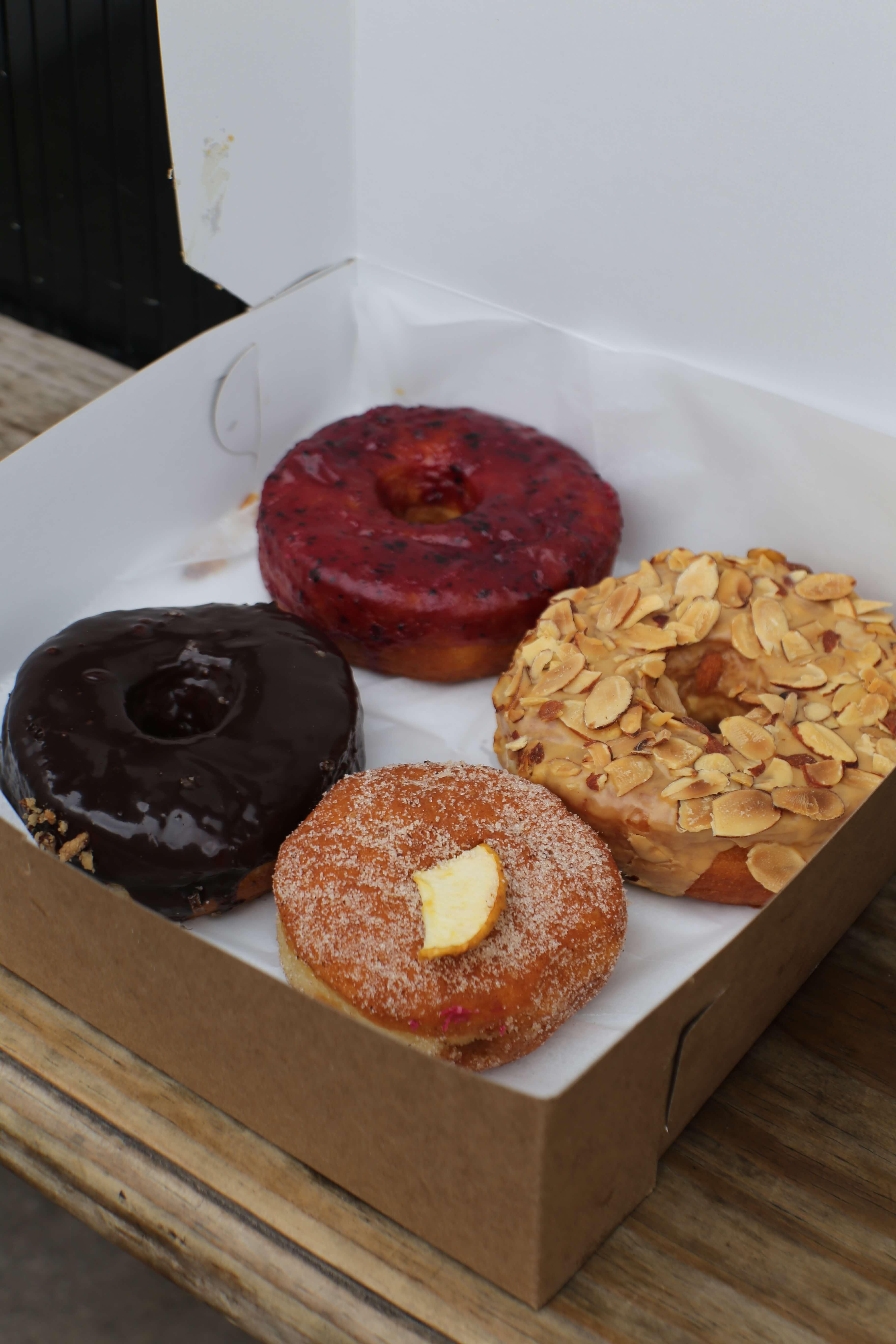 Die besten Bäckereien und süßen Leckereien in New York City | La Crema on Tour