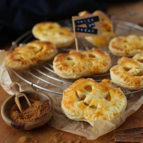 Kürbis Hand Pies | Halloween | Rezept