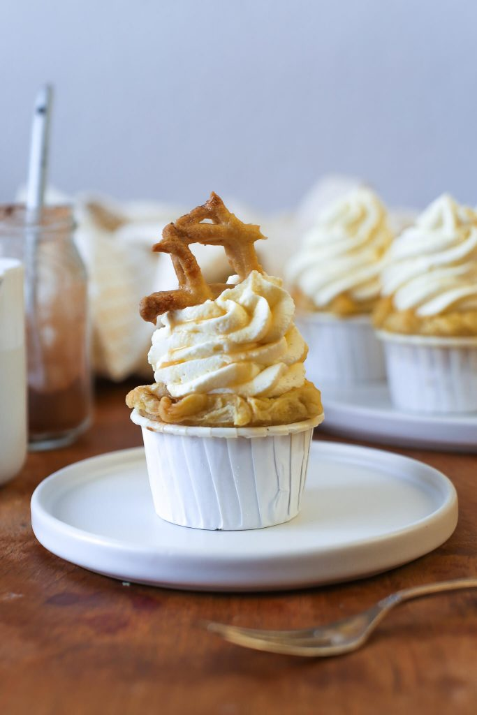 Apple Pie Cupcakes | Rezept