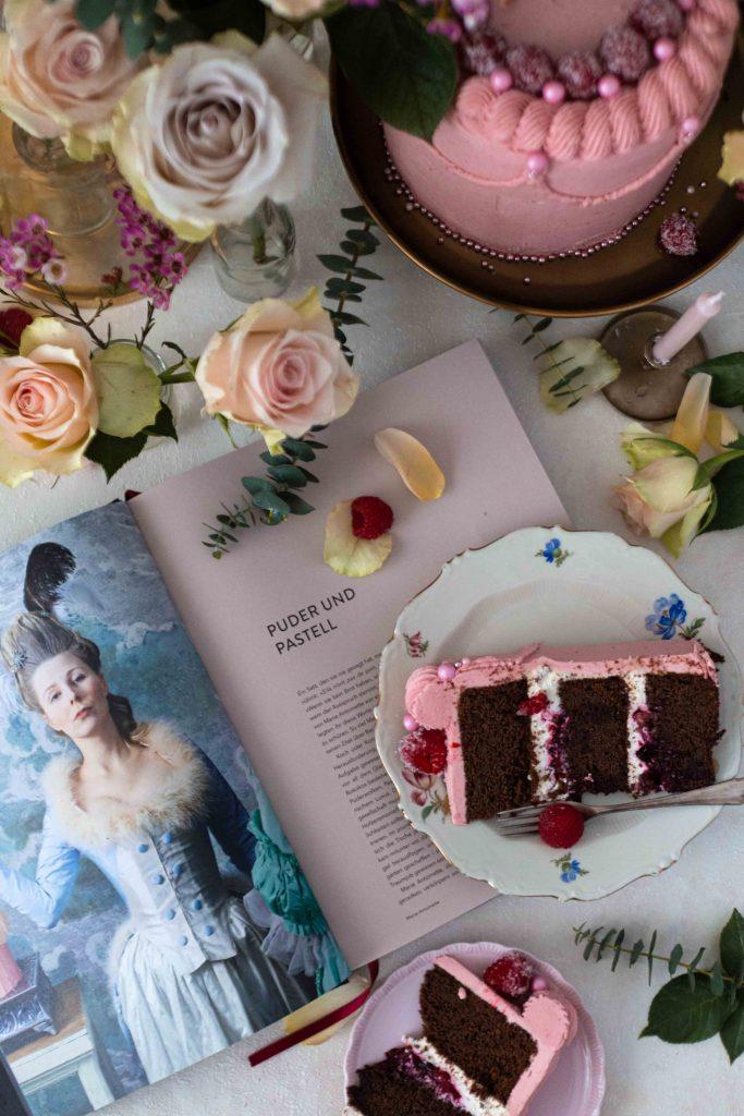 Von femmetastischen Leibspeisen & einer Buttercremetorte à la Marie Antoinette   Rezept