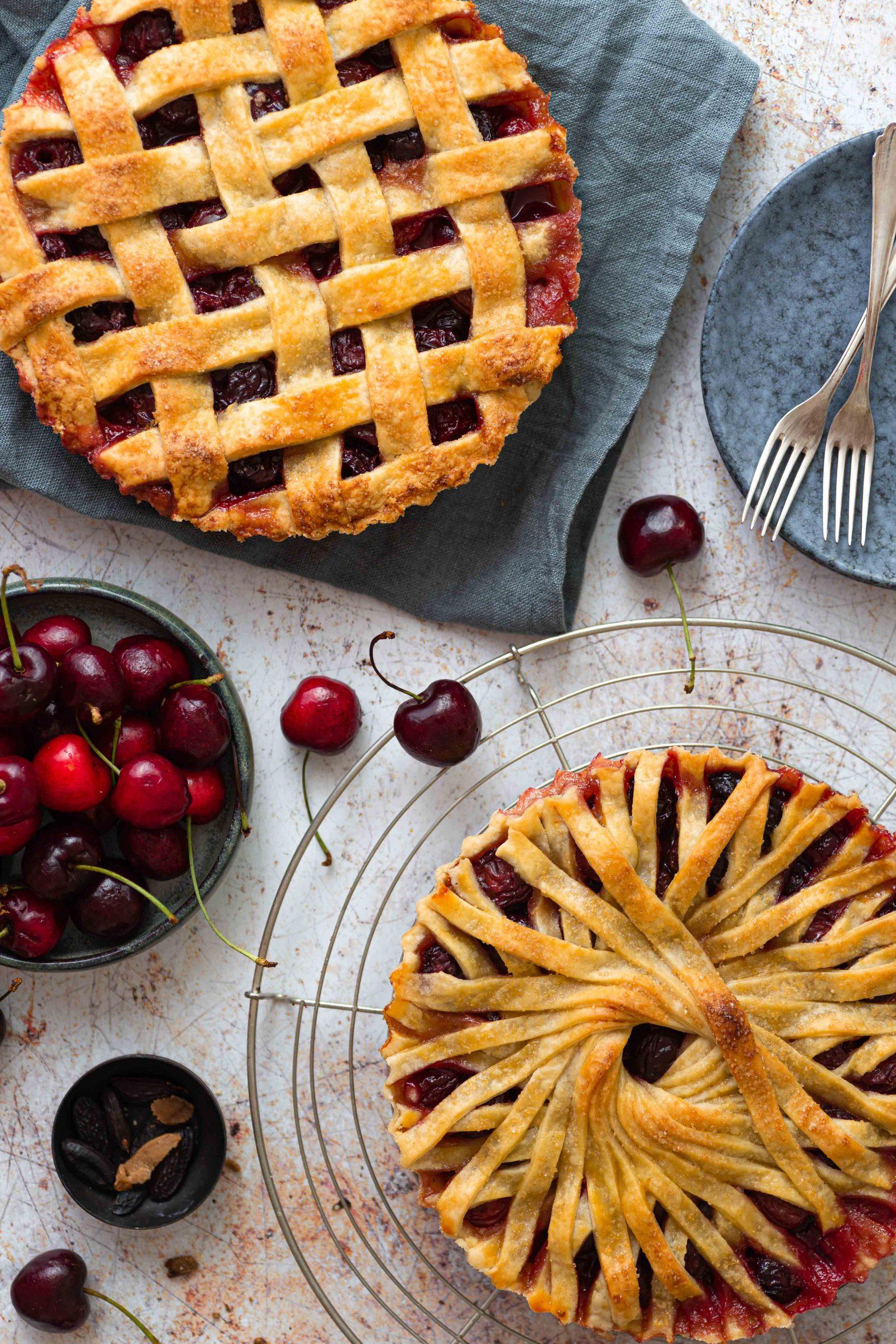 Cherry Pie | Rezept