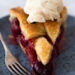 Cherry Pie   Rezept