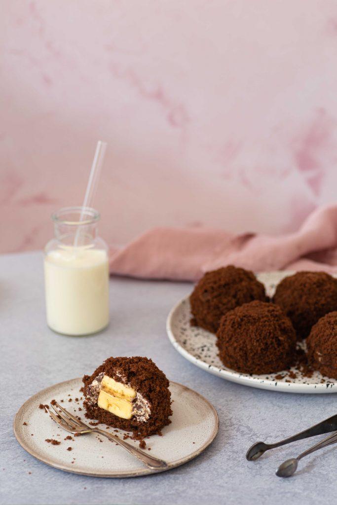 Mini Maulwurfkuchen | Rezept