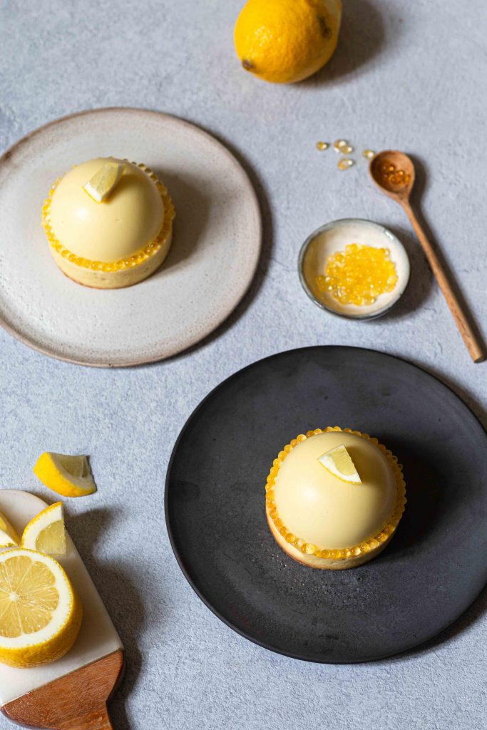 Zitronentörtchen | Rezept