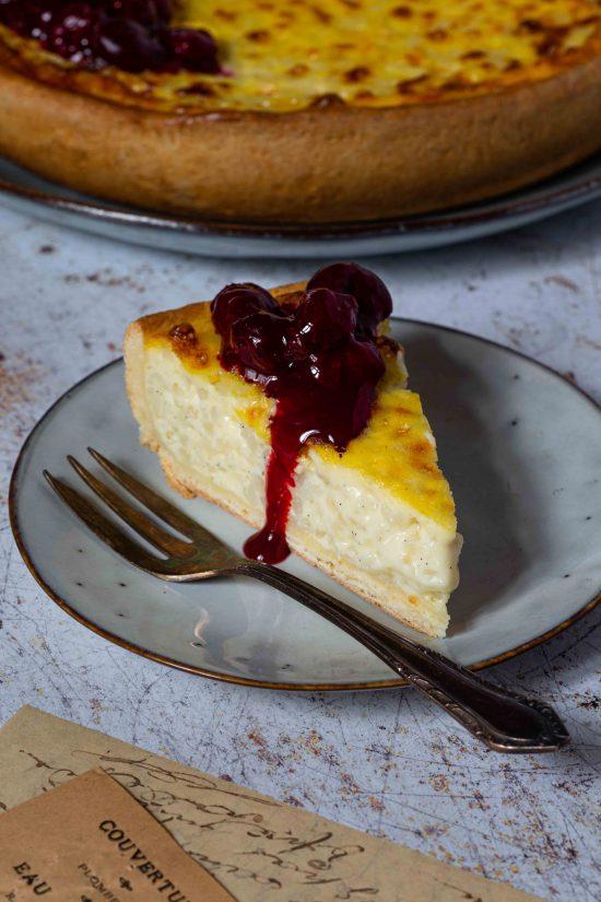 Belgischer Reisfladen | Rezept